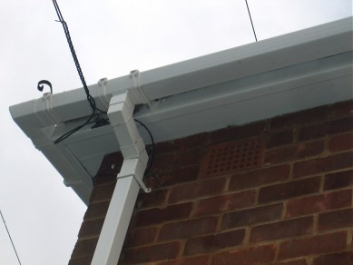 gutter cleaning Leicestershire