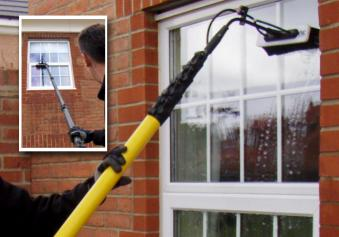 Window cleaner Leicestershire